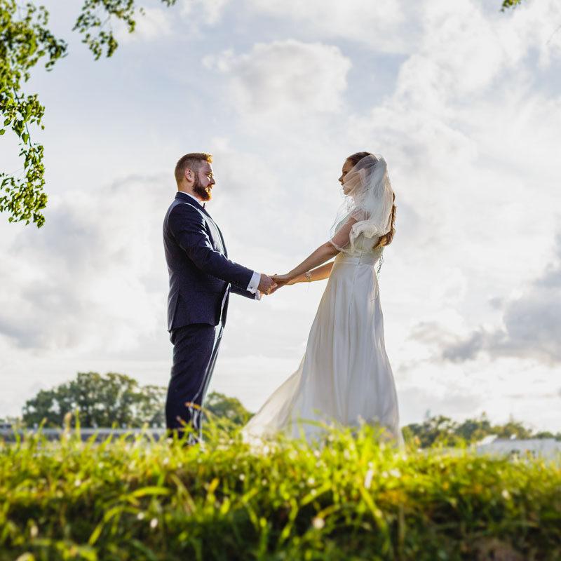 Sesja plener ślubny Malbork