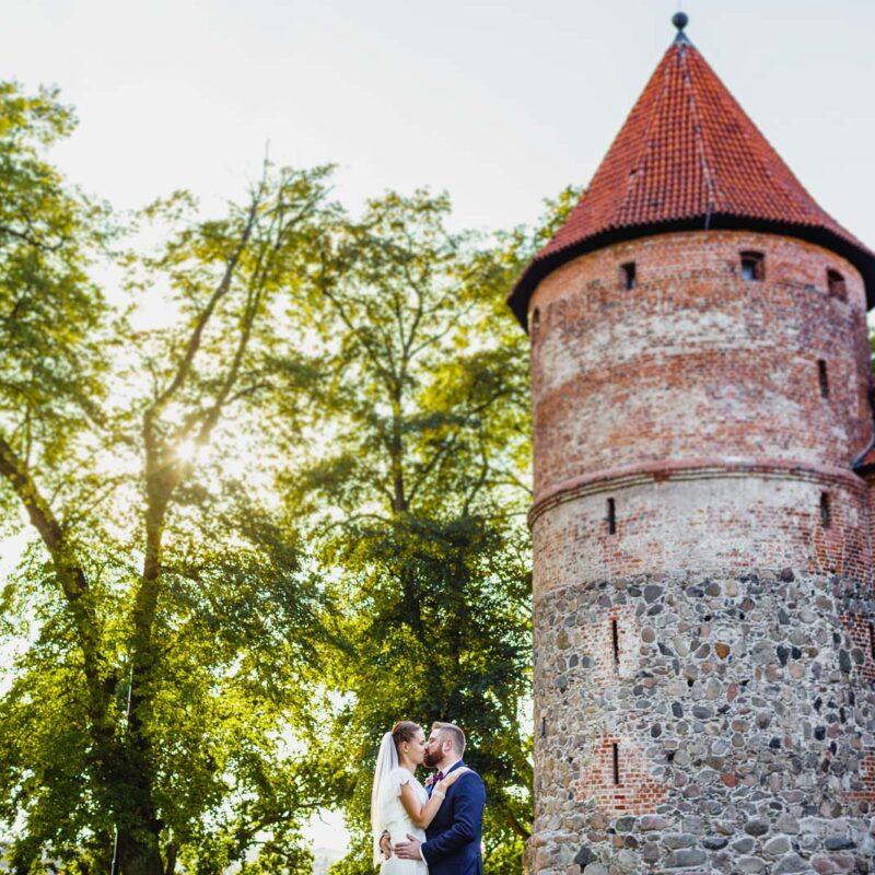 Sesja ślubna Malbork